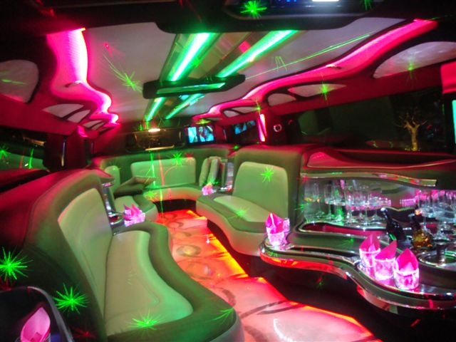 Arrive in style limo